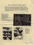 (Secret) History of Mini-Comics, The